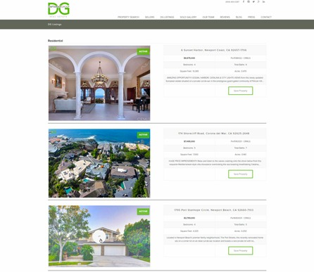 dsidxpress idx plugin support for mls listings custom